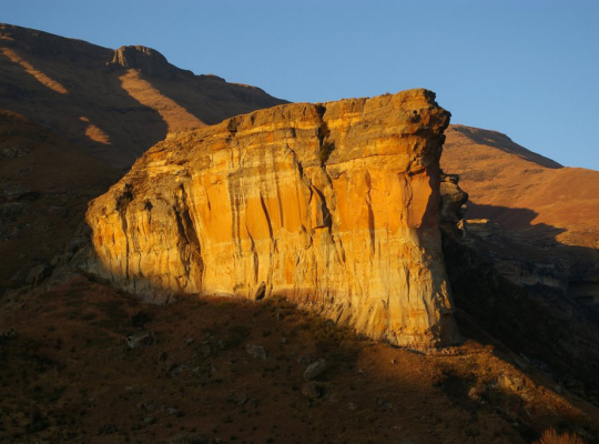 The Golden Gate Highlands National Park