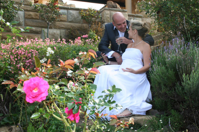 Weddings and Occasions at Wild Horses  Guest Lodge