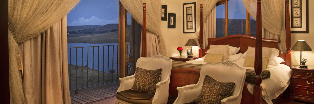 Wild Horses Luxury Drakensberg Accommodation