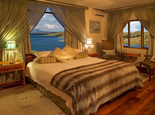 Sunrise Suite at Wild Horses Luxury Drakensberg Accommodation