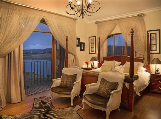 Zebra Suite at Wild Horses Luxury Drakensberg Accommodation